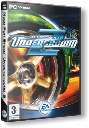 Need for Speed Underground 2 (2004) Русская версия [RePack]