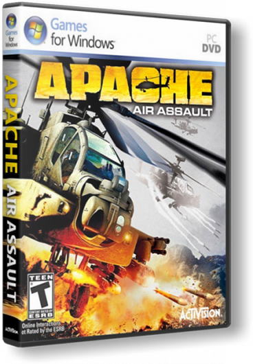 Apache: Air Assault (2010) Русская версия [RePack]