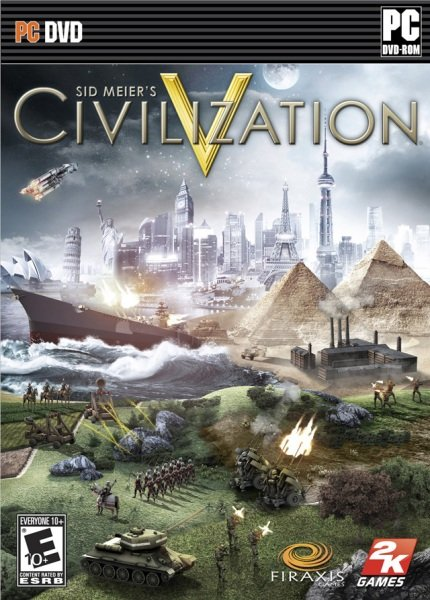 Sid Meier's Civilization V (2010) Русская версия [RePack]