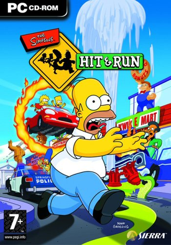 The Simpsons - Hit & Run (2003/PC/RUS/Repack)