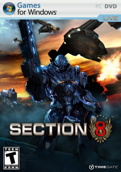 Section 8: Prejudice (2011) Русская версия [RePack]