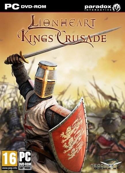 Lionheart: Kings' Crusade (2010) Русская версия [Repack]