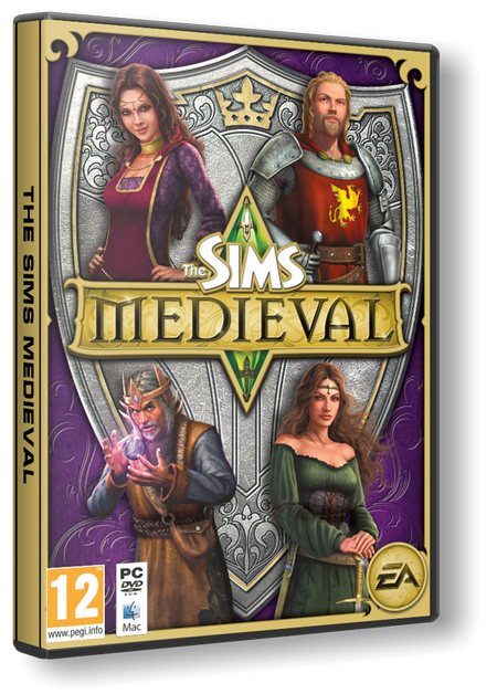 The Sims Medieval (2011) Русская версия [RePack], скриншоты The Sims Medieval (2011) Русская версия [RePack], картинки The Sims Medieval (2011) Русская версия [RePack], постер The Sims Medieval (2011) Русская версия [RePack]