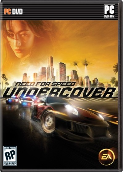Need for Speed: Undercover (2008) Русская версия [RePack]