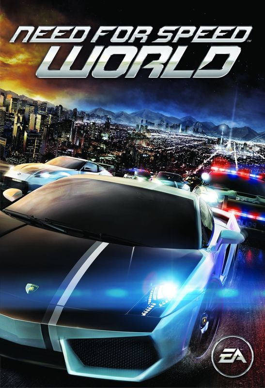 Need For Speed: World (2010) Русская версия [RePack]