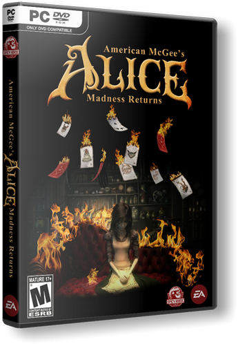 Alice: Madness Returns (2011) Русская версия [RePack], скриншоты Alice: Madness Returns (2011) Русская версия [RePack], картинки Alice: Madness Returns (2011) Русская версия [RePack], постер Alice: Madness Returns (2011) Русская версия [RePack]