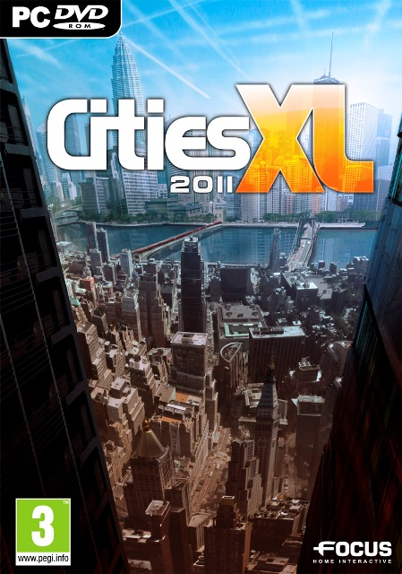 Cities XL 2011 (2010) Русская версия [RePack]