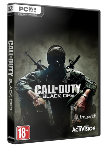 Call of Duty: Black Ops (2010) Русская версия [RePack], скриншоты Call of Duty: Black Ops (2010) Русская версия [RePack], картинки Call of Duty: Black Ops (2010) Русская версия [RePack], постер Call of Duty: Black Ops (2010) Русская версия [RePack]