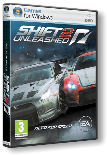 Need for Speed: Shift 2 Unleashed (2011) Русская версия [RePack]