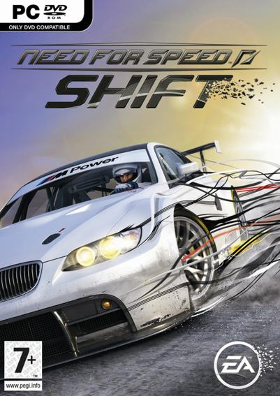 Need for Speed: Shift (2010) Русская версия [RePack]