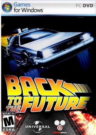Back to the Future: The Game - Episode 5: Outtime (2011) Русская версия [RePack]