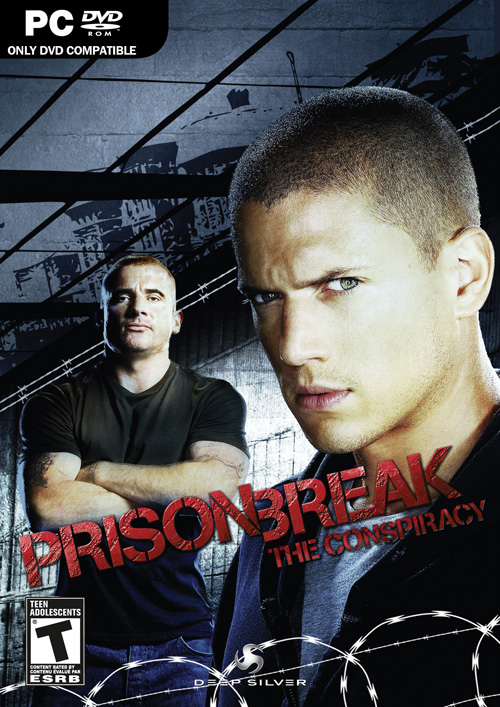 Prison Break: The Conspiracy (2010) Русская версия [RePack]