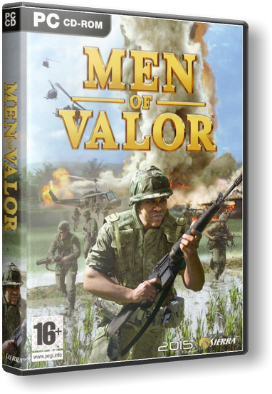 Men of Valor (2004) Русская версия [Repack]