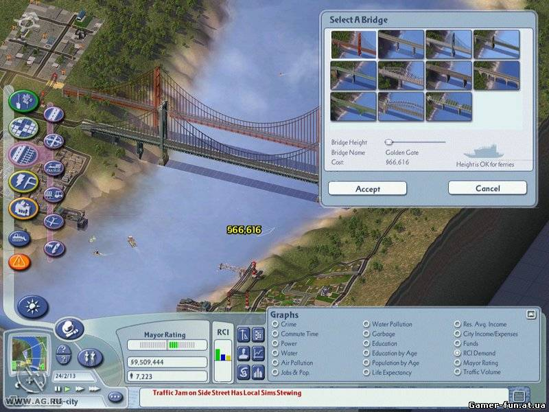 SimCity 4 - Deluxe Edition (2004) Русская версия [RePack], скриншоты SimCity 4 - Deluxe Edition (2004) Русская версия [RePack], скачать SimCity 4 - Deluxe Edition (2004) Русская версия [RePack], картинки SimCity 4 - Deluxe Edition (2004) Русская версия [RePack], постер SimCity 4 - Deluxe Edition (2004) Русская версия [RePack]