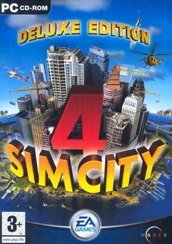 SimCity 4 - Deluxe Edition (2004) Русская версия [RePack]