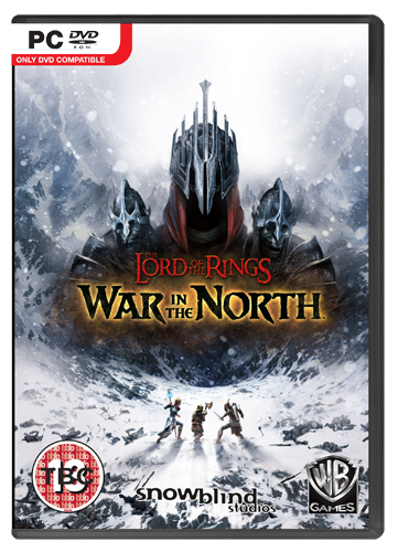 Lord of the Rings: War in the North (2011) Русская версия [RePack]