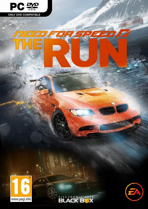 Need for Speed: The Run (2011) Русская версия [RePack]
