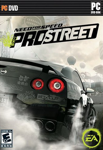 Need For Speed: Pro Street - Lan Edition (2007) Русская версия [RePack]