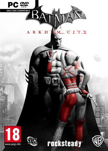 Batman: Arkham City (2011) Русская версия [RePack], скриншоты Batman: Arkham City (2011) Русская версия [RePack], картинки Batman: Arkham City (2011) Русская версия [RePack], постер Batman: Arkham City (2011) Русская версия [RePack]