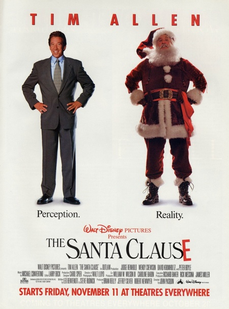 The Santa Clause / Санта Клаус (1994) DVDRip