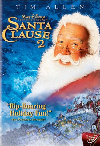 The Santa Clause 2 / Санта Клаус 2 (2002) DVDRip