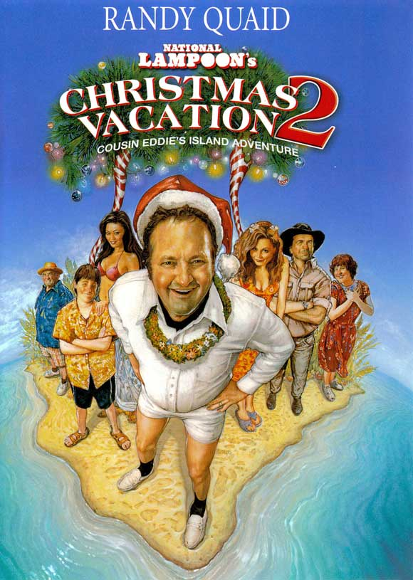 Christmas Vacation 2: Cousin Eddie's Island Adventure / Рождественские каникулы 2 (2003) DVDRip