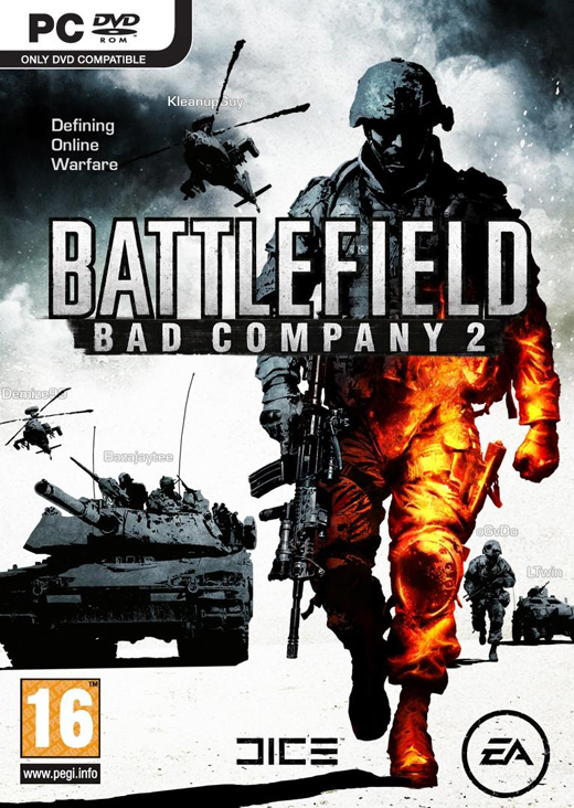 Battlefield: Bad Company 2 - Расширенное издание (2010) Русская версия [RePack], скриншоты Battlefield: Bad Company 2 - Расширенное издание (2010) Русская версия [RePack], картинки Battlefield: Bad Company 2 - Расширенное издание (2010) Русская версия [RePack], постер Battlefield: Bad Company 2 - Расширенное издание (2010) Русская версия [RePack]