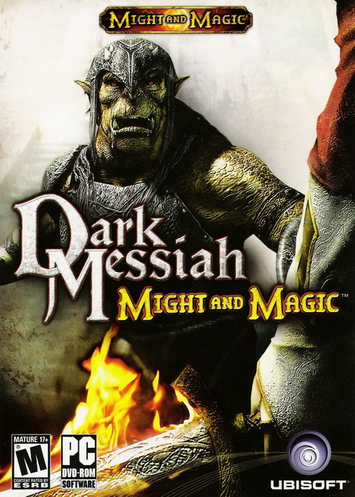 Dark Messiah of Might and Magic - Collector's Edition (2010) Русская версия [RePack]