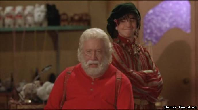 The Santa Clause / Санта Клаус (1994) DVDRip, скриншоты The Santa Clause / Санта Клаус (1994) DVDRip, скачать The Santa Clause / Санта Клаус (1994) DVDRip, картинки The Santa Clause / Санта Клаус (1994) DVDRip, постер The Santa Clause / Санта Клаус (1994) DVDRip