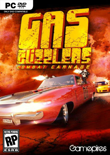 Gas Guzzlers: Combat Carnage (2012) Русская версия [Repack]