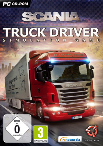 Scania Truck Driving Simulator (2012) Русская версия [RePack]