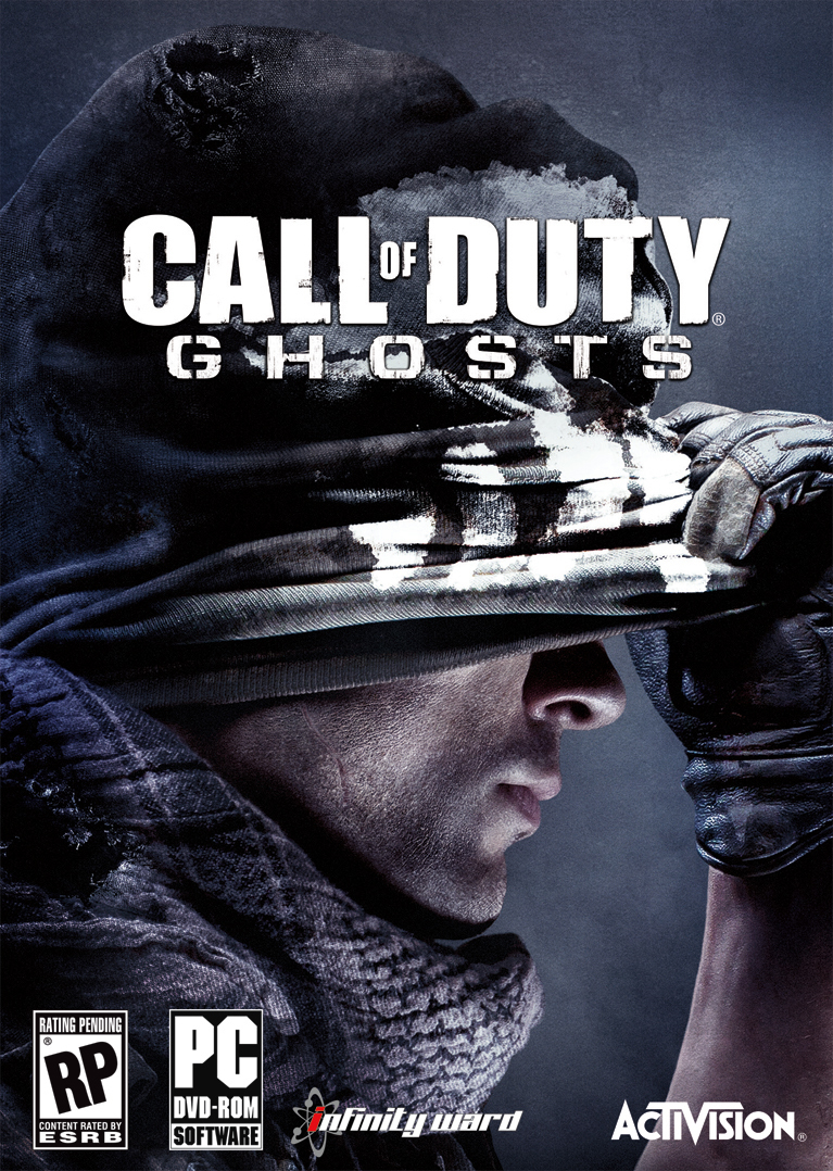 Call of Duty: Ghosts - Ghosts Deluxe Edition [Update 12] (2013) Русская версия [Rip]