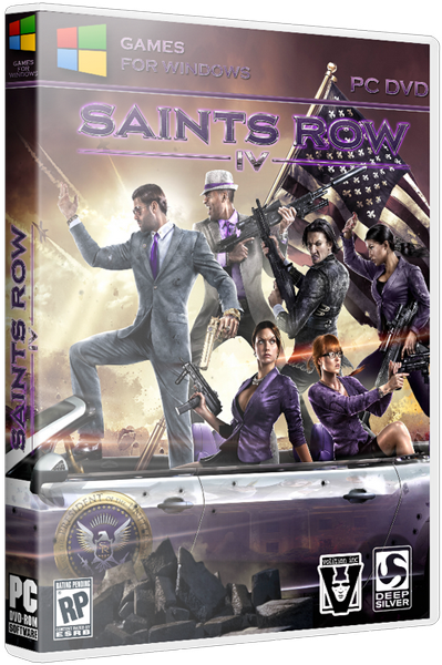 Saints Row 4 [Update 8] (2013) Русская версия [Rip], скриншоты Saints Row 4 [Update 8] (2013) Русская версия [Rip], картинки Saints Row 4 [Update 8] (2013) Русская версия [Rip], постер Saints Row 4 [Update 8] (2013) Русская версия [Rip]