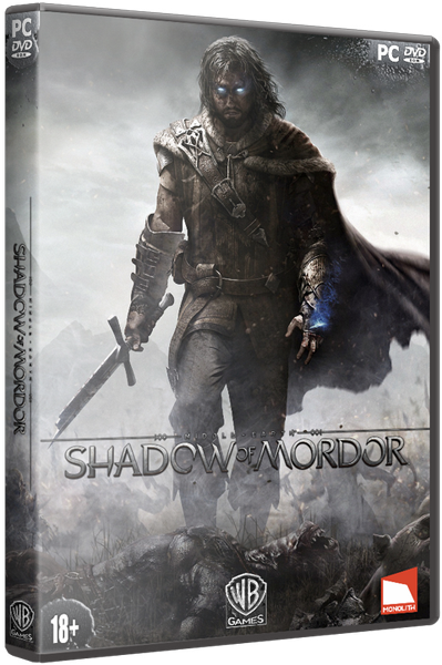 Middle Earth: Shadow of Mordor [Update 5] (2014) Русская версия [RePack]