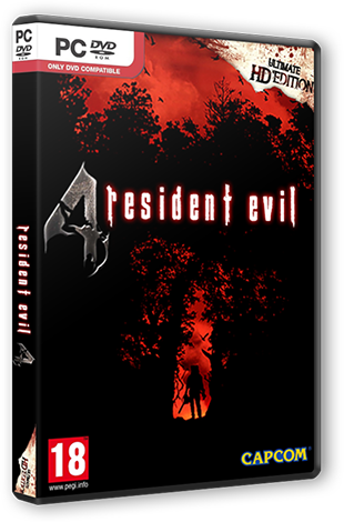 Resident Evil 4: Ultimate HD Edition [v 1.0.6] (2014) Русская версия [RePack]