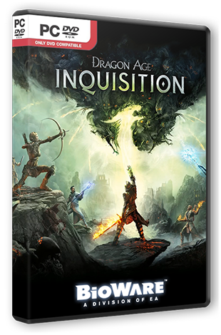 Dragon Age: Inquisition [Update 2.5] (2014) Русская версия [RePack]