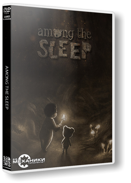 Among the Sleep (2014) Русская версия [RePack]