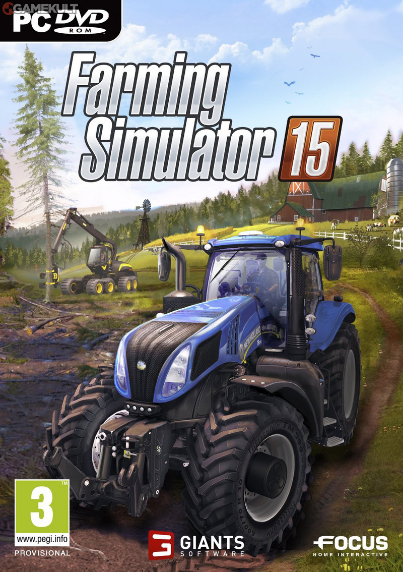 Farming Simulator 15 [v 1.2.0] (2014) Русская версия [RePack]