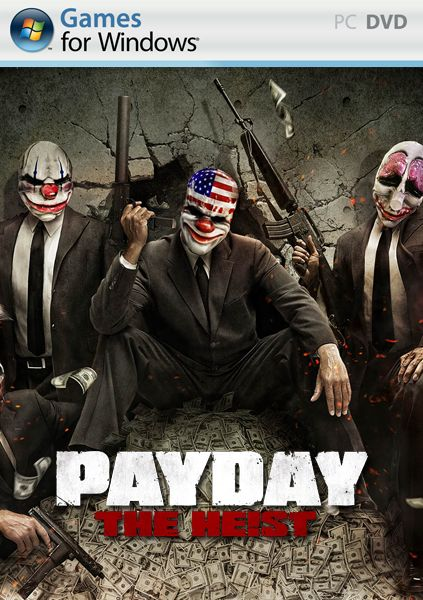 PayDay: The Heist [v1.7.8] (2011) RUS/ENG [RePack]