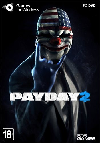 PayDay 2: Game of the Year Edition [v 1.23.3] (2013) Русская версия [RePack]