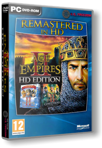 Age of Empires 2: HD Edition (2013) Русская версия [RePack], скриншоты Age of Empires 2: HD Edition (2013) Русская версия [RePack], картинки Age of Empires 2: HD Edition (2013) Русская версия [RePack], постер Age of Empires 2: HD Edition (2013) Русская версия [RePack]