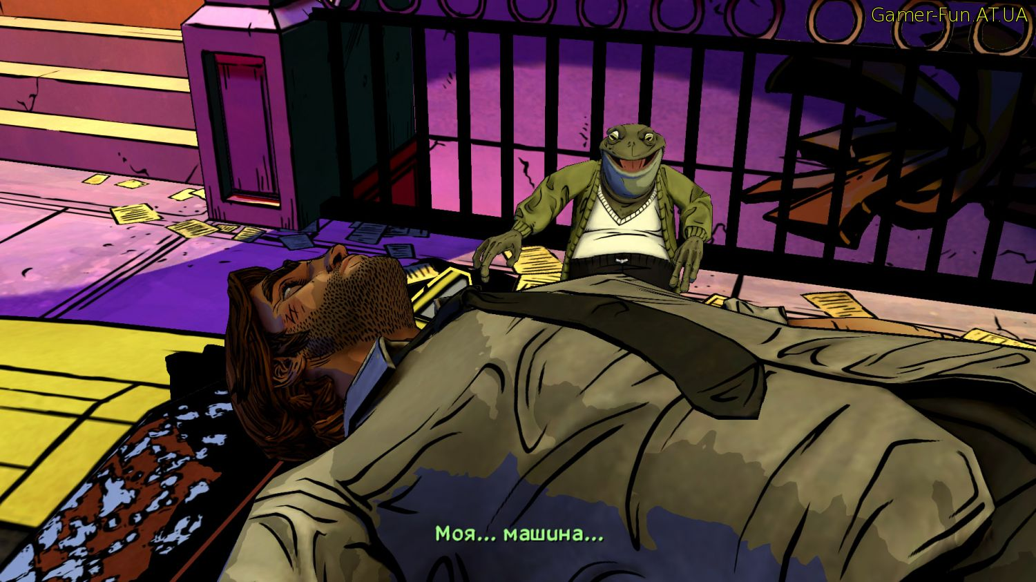 The Wolf Among Us: Episode 1 - 5 (2013) Русская версия [RePack], скриншоты The Wolf Among Us: Episode 1 - 5 (2013) Русская версия [RePack], скачать The Wolf Among Us: Episode 1 - 5 (2013) Русская версия [RePack], картинки The Wolf Among Us: Episode 1 - 5 (2013) Русская версия [RePack], постер The Wolf Among Us: Episode 1 - 5 (2013) Русская версия [RePack]