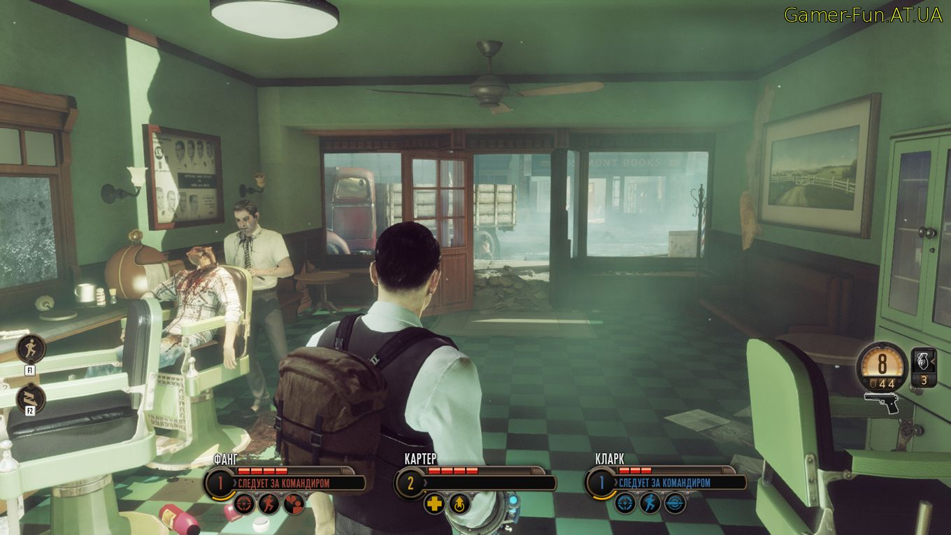 The Bureau: XCOM Declassified (2013) Русская версия [RePack], скриншоты The Bureau: XCOM Declassified (2013) Русская версия [RePack], скачать The Bureau: XCOM Declassified (2013) Русская версия [RePack], картинки The Bureau: XCOM Declassified (2013) Русская версия [RePack], постер The Bureau: XCOM Declassified (2013) Русская версия [RePack]
