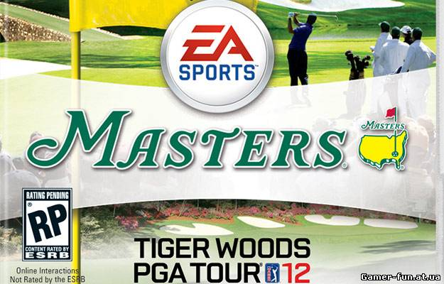 Tiger Woods PGA Tour 12 выйдет на PC